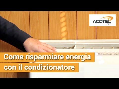 climatizzatore in casa - consigli per risparmiare in bolletta