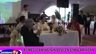 Sadri Saray oğlunu evlendirdi