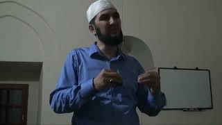 5. Namazi i Natës (Xhamia Isa Beu  Shkup 2013_1434) - Hoxhë Remzi Isaku