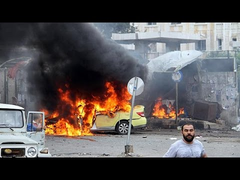 Près de 150 morts dans une vagues d'attentats sur la côte syrienne