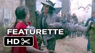 Into the Woods Featurette - Magic of the Woods (2014) - Johnny Depp, Meryl Streep Musical HD