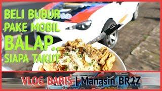 Video Bawa Jalan Mobil Balap Sarapan Bubur // VLOG BARIS MP3, 3GP, MP4, WEBM, AVI, FLV Oktober 2018