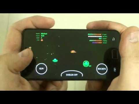 Video of Destroy Aliens
