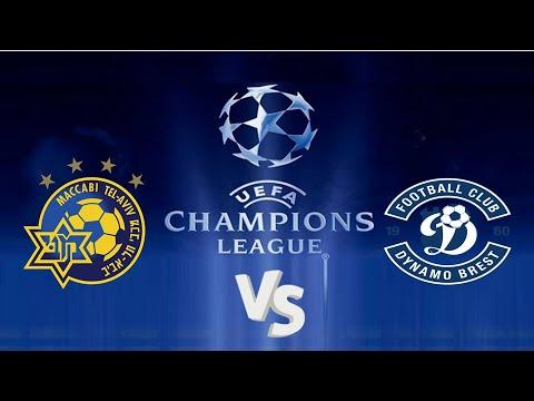 Champions League 3rd Qualifying Round Maccabi Tel ...
