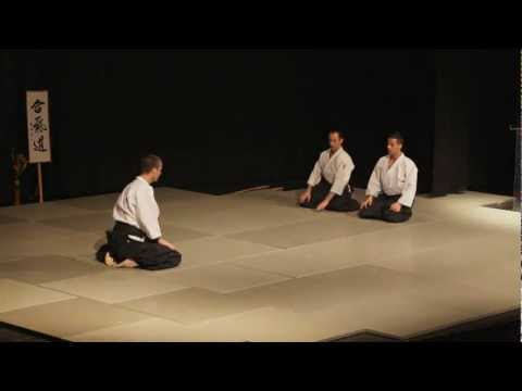 Aikido - two attackers
