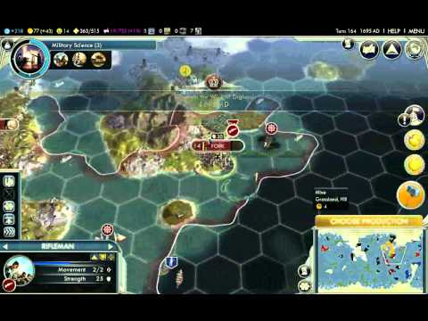 how to collect oil civ 5