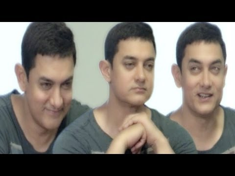 Aamir Khan Interacts With Media On His Birthday