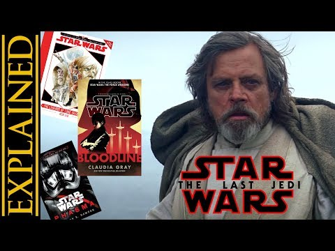 Eight Star Wars Stories to Experience Before The Last Jedi (видео)