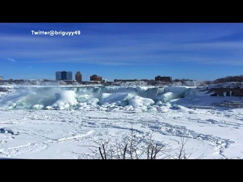 Niagara Falls: Deep Freeze