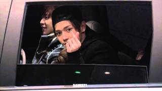 151219 Walked out from the COEX LEE TAEYONG focus Do not cut my video to make GIF plz 请勿截取我的视频制作gif动画.