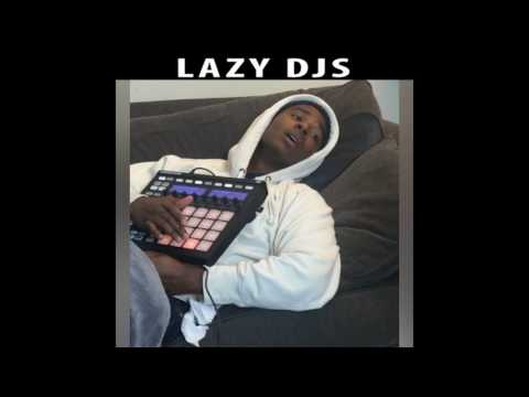 Lazy DJs be like
