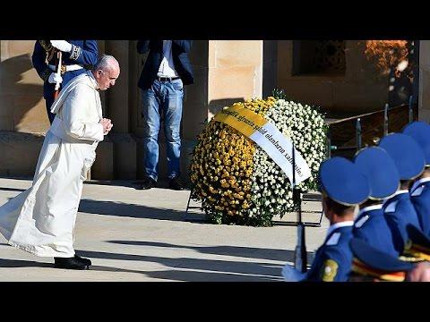 Αζερμπαϊτζάν: Ο Ποντίφικας κοντά στο «πολύτιμο μικρό ποίμνιο» των Καθολικών