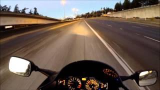 8. 2006 Suzuki Hayabusa, New Year's Day Ride 2016