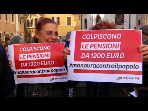 Τέλος στο σίριαλ του ιταλικού προϋπολογισμού