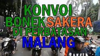Video Konvoi Bonek Sakera Di Perbatasan Malang HD MP3, 3GP, MP4, WEBM, AVI, FLV Juni 2018
