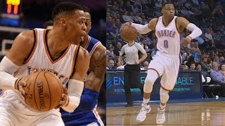 Russell Westbrook 1st Player 100% Shooting Triple Double! 35th of Season