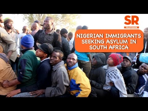 south - Watch this exclusive video of how SaharaTV's crew went behind the scenes in South Africa to cover the plight of Nigerian immigrants seeking asylum under harsh conditions in Pretoria, South Africa.