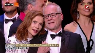 Video Intégrale - On n'est pas couché à Cannes 27 mai 2017 #ONPC MP3, 3GP, MP4, WEBM, AVI, FLV Mei 2017