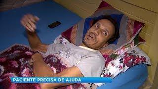 Morador de Assis com câncer não consegue benefício e depende de doações para viver