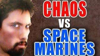 7. Ultramarines vs Khorne Daemonkin Warhammer 40K Battle Report - Banter Batrep Ep 120
