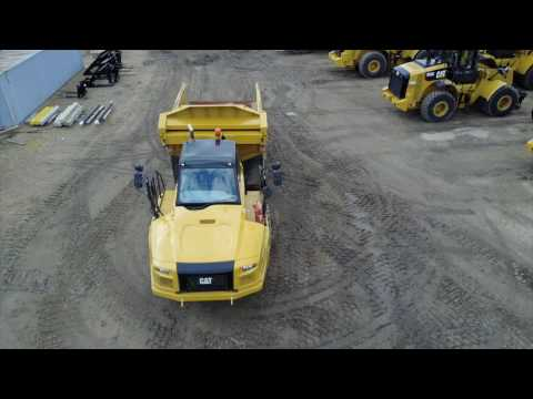 CATERPILLAR ARTICULATED TRUCKS 730CEJ equipment video PRDvsSGku1g