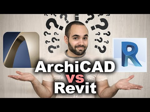 Revit VS ArchiCAD - Which is Better?!?