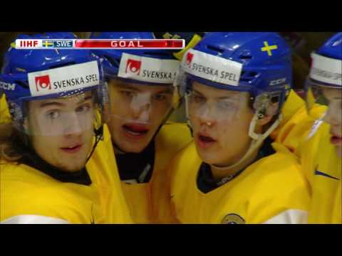Top plays from 2016 World Juniors