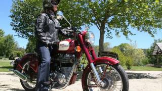 3. royal enfield bullet c5 military