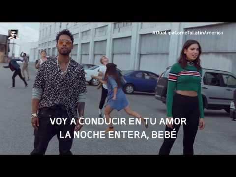 Dua Lipa - Lost In Your Light feat. Miguel (letra español)