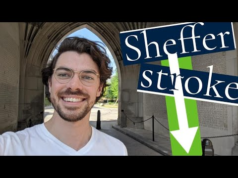 The SHEFFER STROKE and truth-functional completeness ⟨09,04⟩