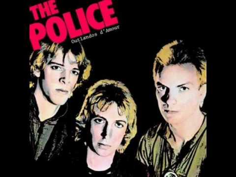 The Police- Next To You (Studio Version w/Lyrics)