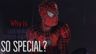 Why is Sam Raimi's Spider-Man Suit so Special?