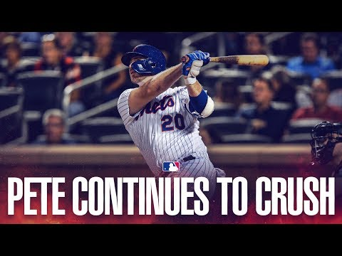Video: Pete continues to crush