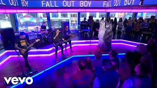 Video Fall Out Boy - Wilson (Expensive Mistakes) (Live On Good Morning America) MP3, 3GP, MP4, WEBM, AVI, FLV April 2018