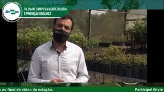 """Participação do Projeto Quintais no """"15º Dia de Campo em Agroecologia e Produção Orgânica"""