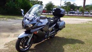 1. 2007 Yamaha FJR 1300