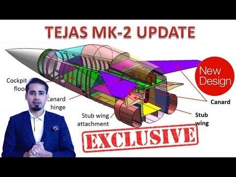 TEJAS MK-2 UPDATE: RFI बात करते हैं कैनार्ड, नई तोप की स्थिति और नए विमान के आकार के बारे