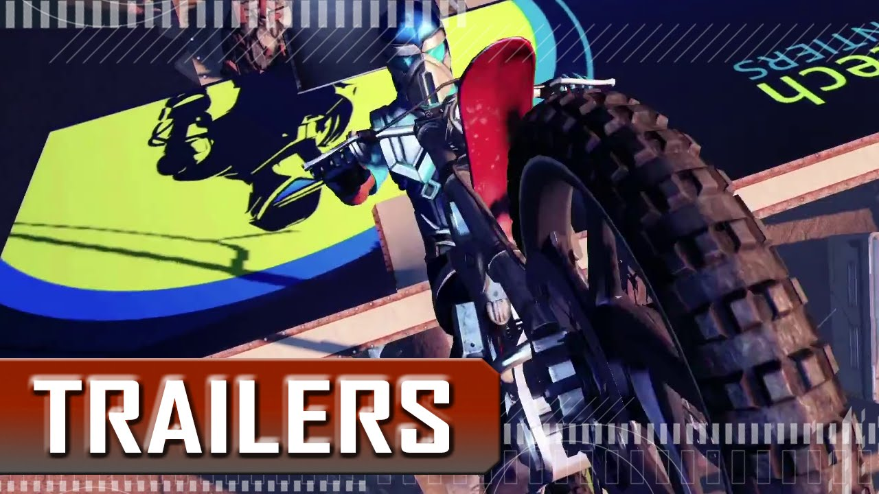 TRÁILER: Trials Fusion - Riders of the Rustland