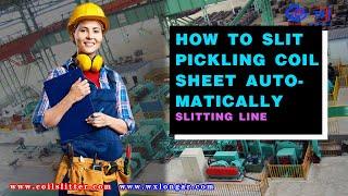 sheet metal slitter youtube video