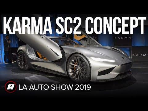 Video - Φημολογείται πως η Karma SC2 Concept μπορεί και να πετάξει