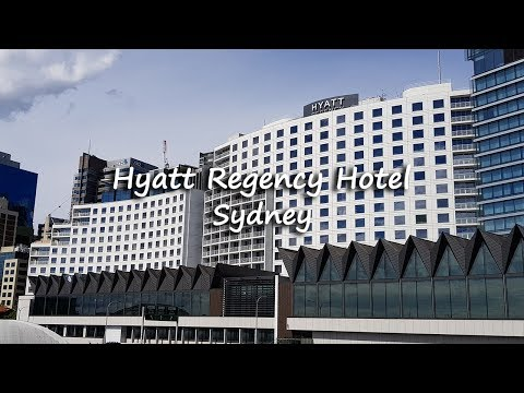 Hyatt Regency Sydney Hotel Tour | Sydney, Australia | Traveller Passport
