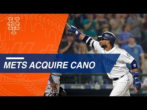 Video: Robinson Cano could be a target in offseason trade talks