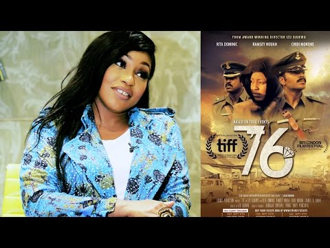 Rita Dominic    76 [THE MOVIE]