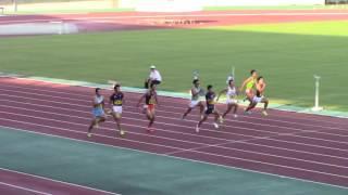 【日本インカレ 陸上】リオ五輪 男子4継銀メダル獲得の桐生が快走!