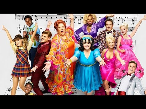 First Look At Ariana Grande & Dove Cameron In Hairspray Live! Cast Photo