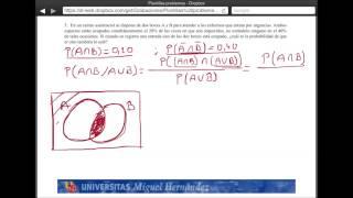 Umh2072 2013-14  Unidad 2 Conceptos De Probabilidad Y Test De Diagnóstico. Problema 5