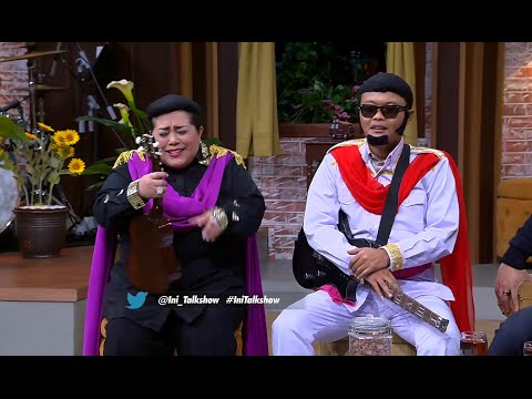 Download Bang Oma Beserta Istri Main Ke Ini Talkshow HD Mp4 3GP Video and MP3