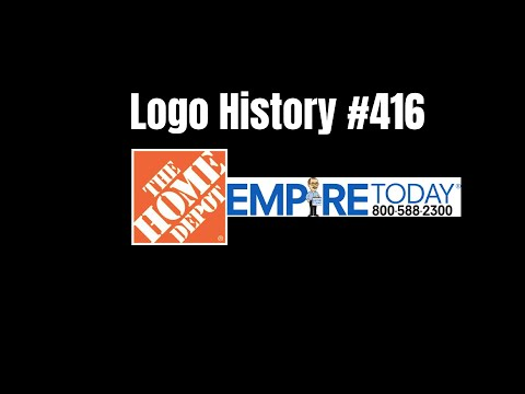 Logo History #416: The Home Depot/Empire Today
