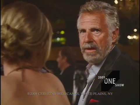 Dos Equis: The Most Interesting Man in the World on Rollerblading