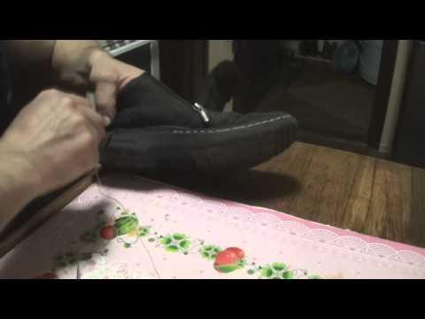 Дерби обуви своими руками видео